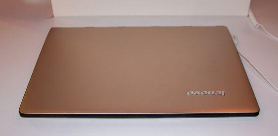 Champis-fargen er jo så inn. Nå melder også Lenovo seg på trenden.