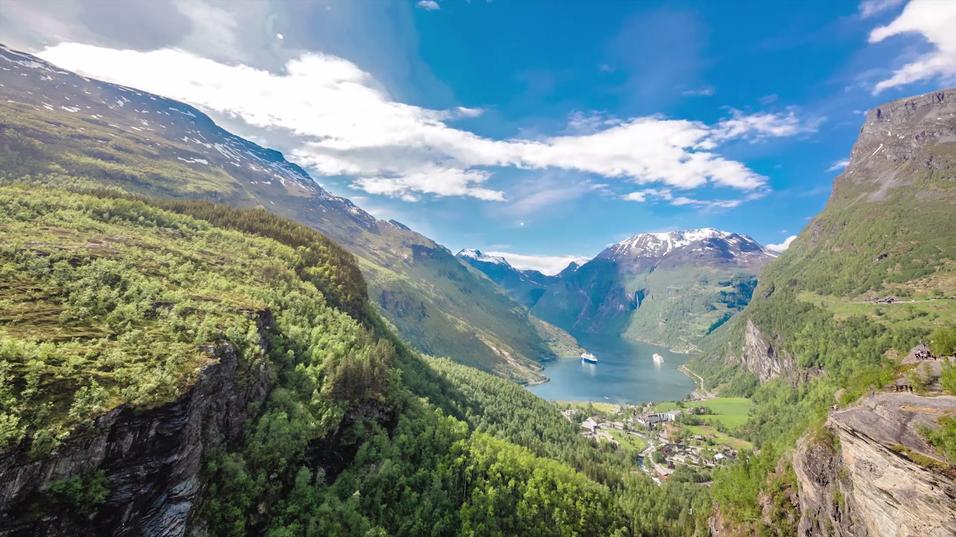 Nordmann laget herlig timelapse-video av Norge i 4K
