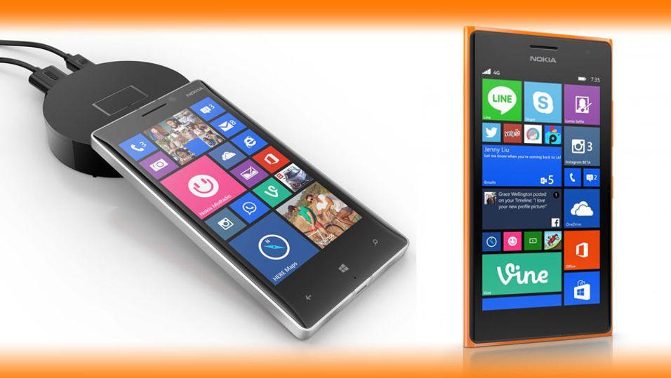 Nå starter salget av Lumia 830 og 735
