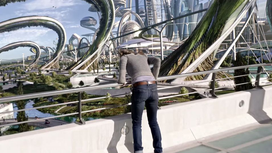 Ta et første blikk på Tomorrowland