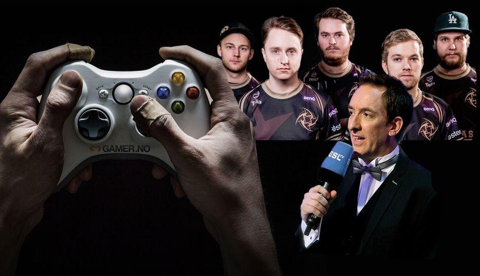 I november får Gamer.no sitt eget kveldsshow