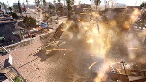 Store eksplosjoner er obligatorisk. (bilde: Digitalmindsoft).