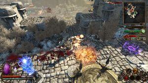 Det finnes mange måter å skade fiendene på. (bilde: Neocore Games).