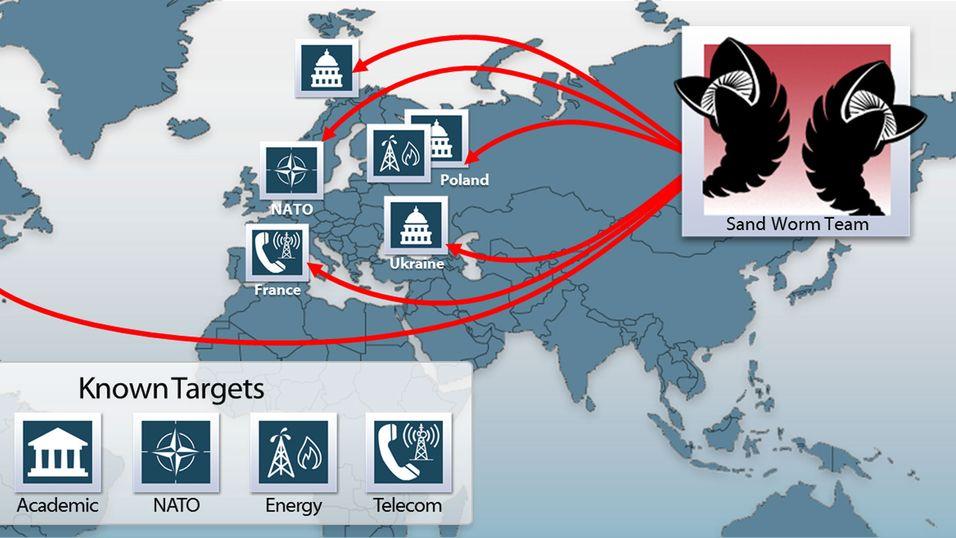 Hackere utnyttet Windows-sikkerhetshull til storstilt spionasje