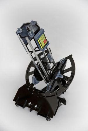 Teleskopet med smarttelefon.