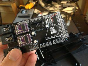 Arduino-mikrokontrolleren.