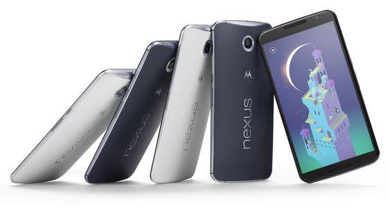 Nexus 6.