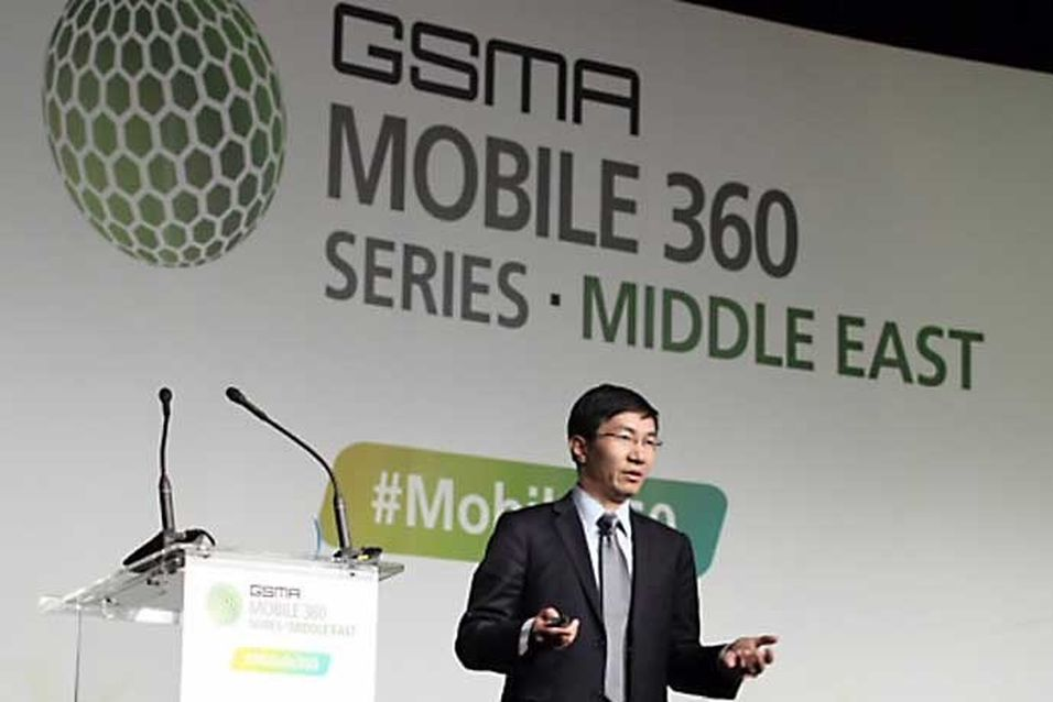 Ying Weimin, president for Huaweis avdeling for forskning og utvikling innen mobilnett har definert et mellomsteg på vei til 5G, naturlig nok kalt 4,5G.