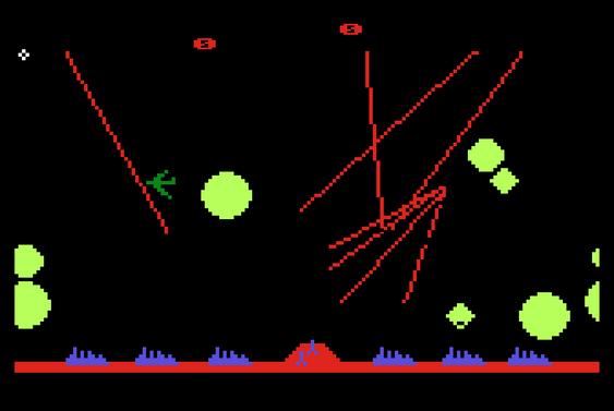 Samme spill på Atari 2600. (bilde: Wikipedia).
