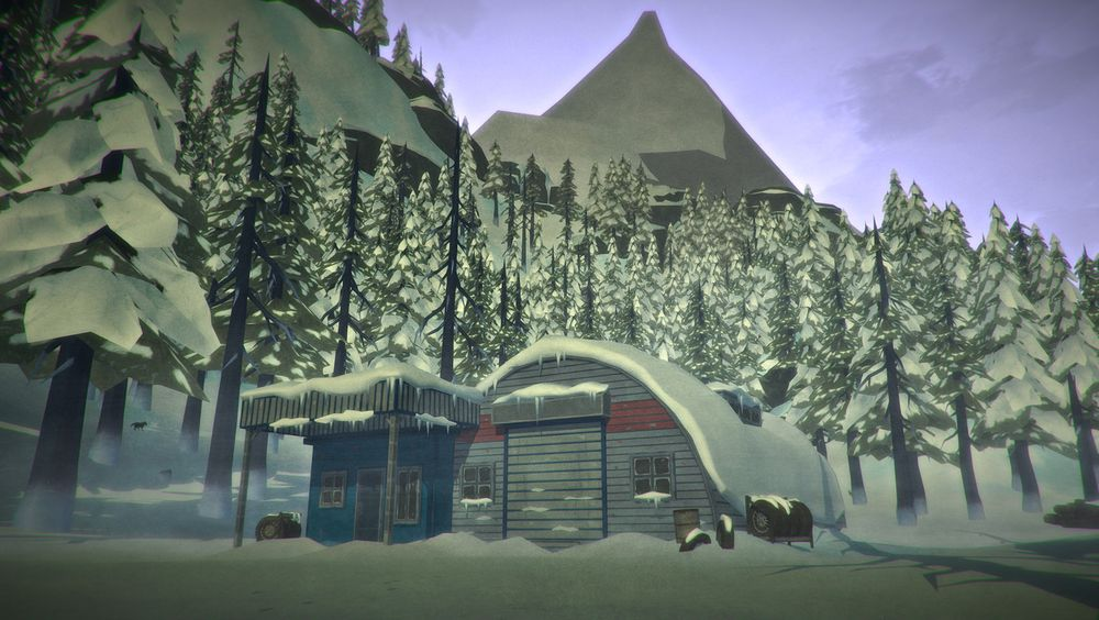 SNIKTITT: The Long Dark