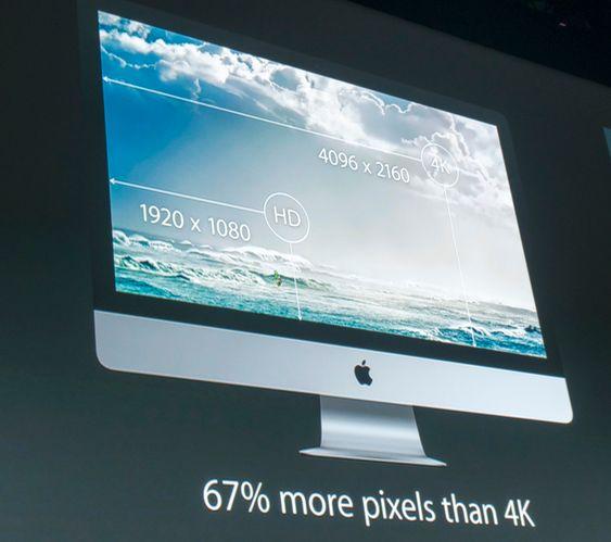 iMac Retina.