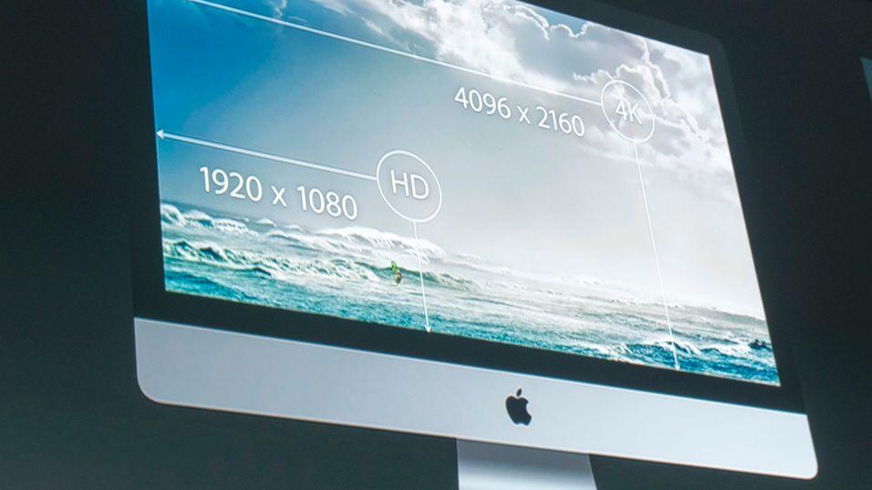 Nye iMac klarer 5K-oppløsning med hele 60 bilder i sekundet