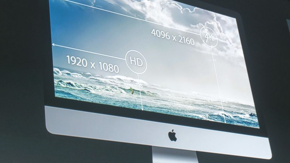 Trauste iMac har fått superoppløsning