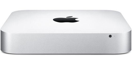 Mac Mini har fått raskere prosessor.