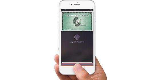 Apple Pay lanseres, men foreløpig bare i USA.