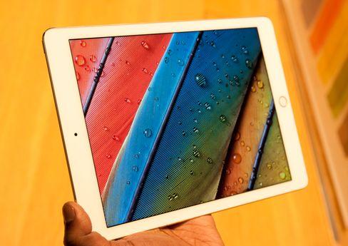 Bildekvaliteten i den nye iPad Air 2-skjermen opplever vi som meget god. Den virker til tider nesten matt, samtidig som den stadig er sylskarp og har god fargegjengivelse.