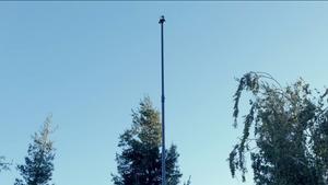 Dette stativet lar deg ta bilder fra luften uten kameradrone