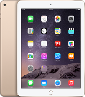 Den nye iPad Pro-modellen skal visstnok få samme ytre design som iPad Air 2, her avbildet.