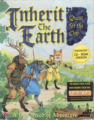 Eugene Sandulenko forteller at han har 17-18 ulike eksemplarer av eventyrspillet Inherit the Earth.