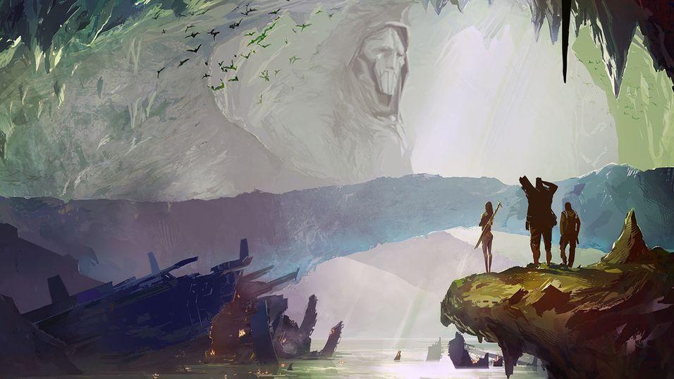 Endless Legend-skapernes grottespill er straks ferdig