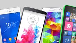 Hvem vinner prisen for årets mobiltelefon?