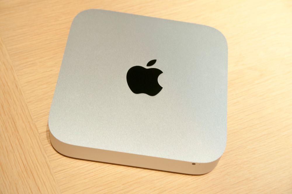 Nye Mac Mini ser ut som før, men har fått lavere startpris og mer kraft.