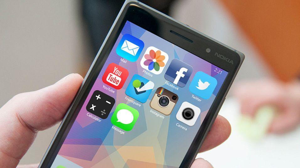 Få jukse-iOS på din Windows Phone
