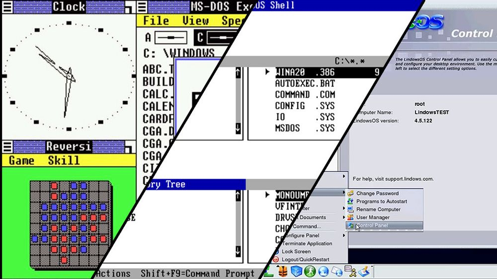 Tidenes verste operativsystemer