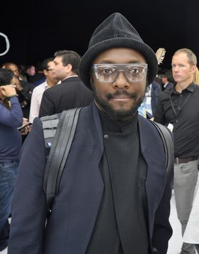 Will.I.Am under Apples iPhone 6-lansering tidligere i år.