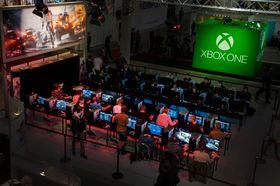 Det var rikelig med mulighet til å prøve Battlefield 4 i fjor.