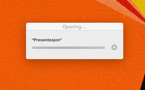 Det tar ofte ganske lang tid å få åpnet dokumenter man har jobbet med på iOS-enheter på en Mac.