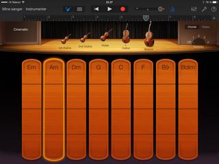 Garage Band lar deg lage musikk på en enkel måte, også om du hverken kan noter eller er musikalsk.