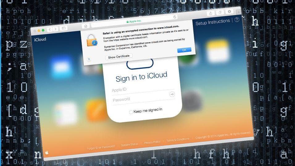 Apple bekrefter iCloud-angrep
