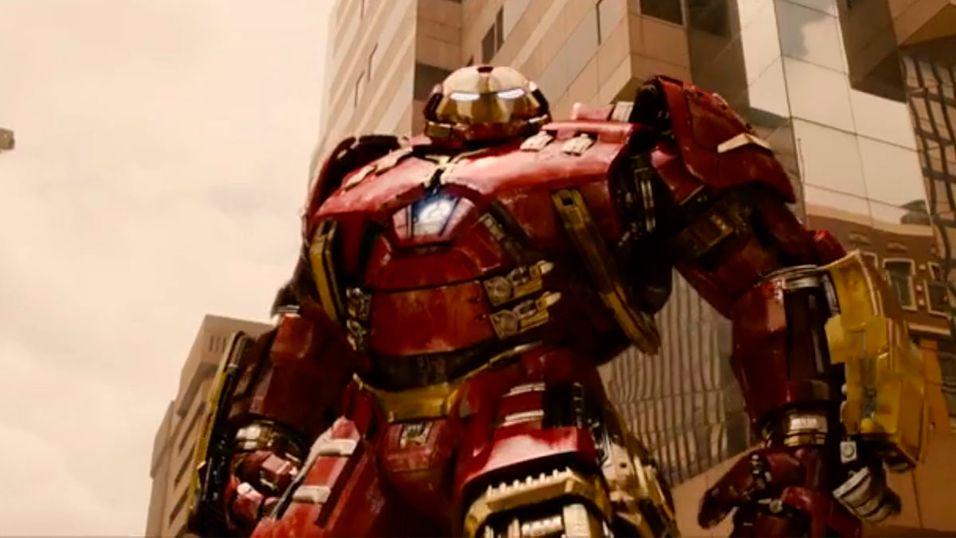 Er det Iron Man? Er det Ultron? Er det en Hulkbuster?