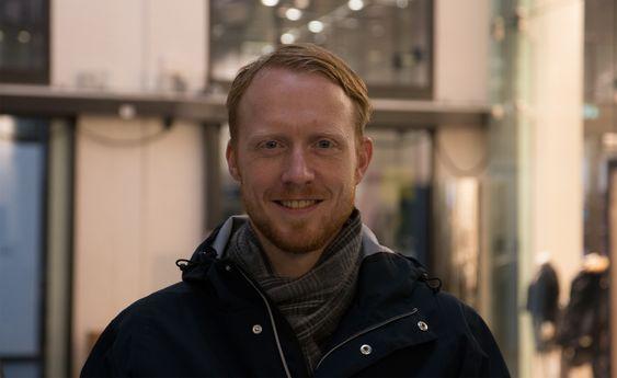 Harald Skaarn, produktansvarlig i Google Norge.