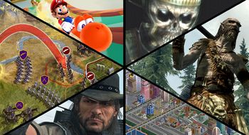 Her er spillsjangrene vi liker aller best