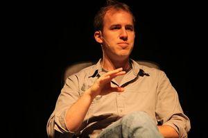 OPPFINNER: Bret Taylor jobbet tidligere i Facebook som CTO og var med på å utvikle den kjente «tommel opp»-funksjonen.