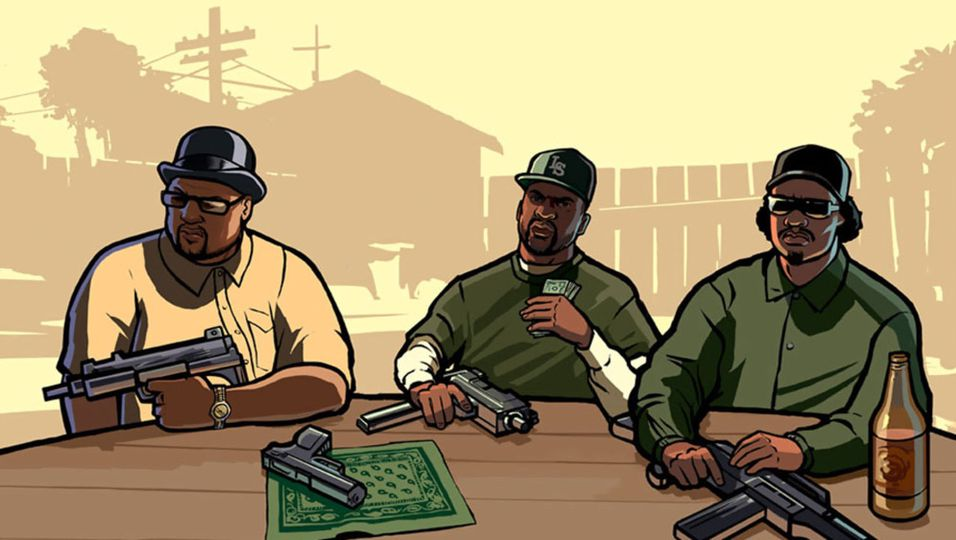 Grand Theft Auto: San Andreas relanserast på Xbox 360