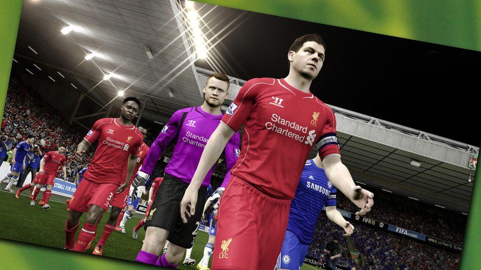KONKURRANSE: Vi lodder ut FIFA 15 til 10 lesere denne helgen