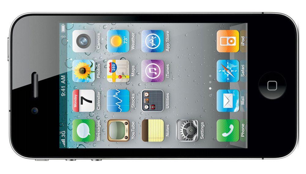 Med iPhone 4 ga Apple oss Retina-skjerm, egenutviklet A4-brikke og dekningsskandalen «Antennagate».