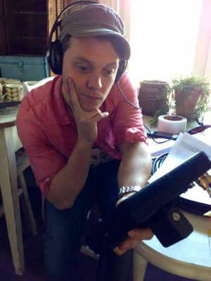 Martin Sofiedal er regissøren bak den hyllede kortfilmen.
