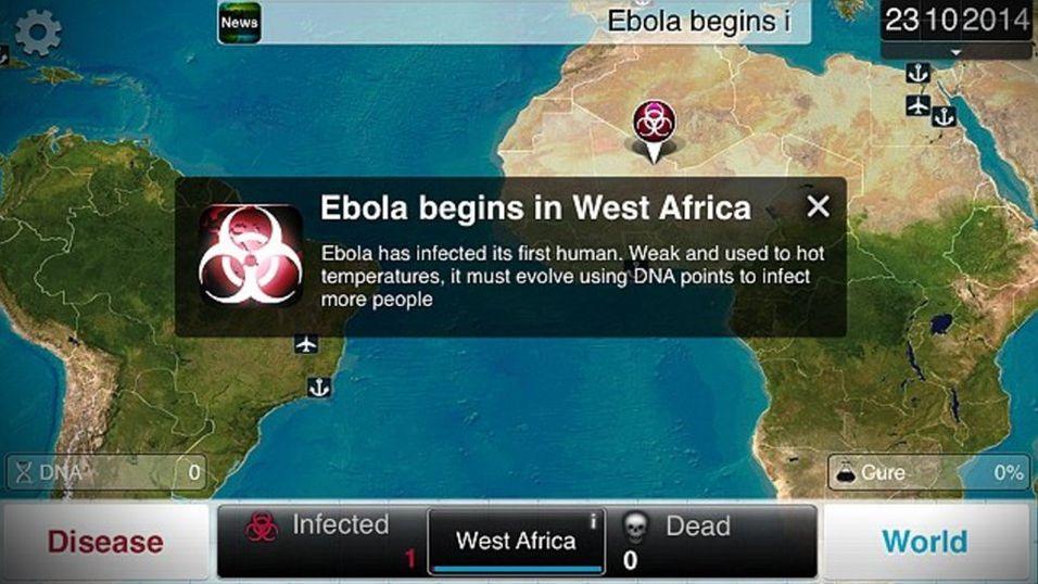 Smittsom suksess etter ebola-utbruddet