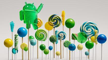 Sjekk når du får nye Android