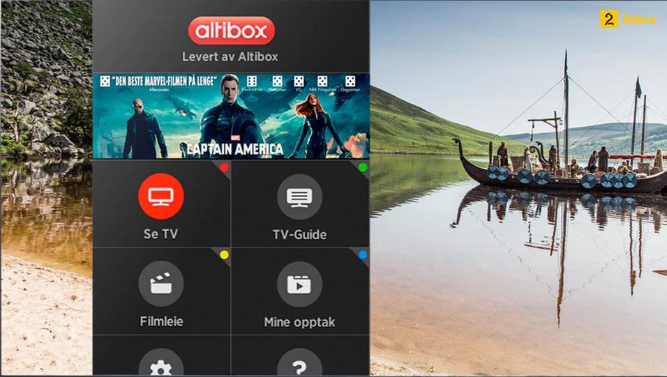 Nå har Altibox' TV-portal blitt mer brukervennlig