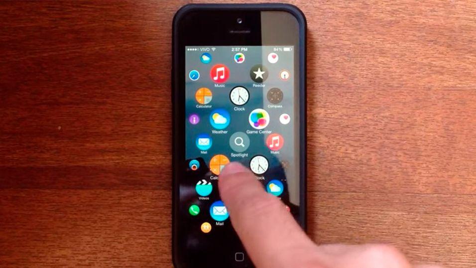 Hjemskjermen på iPhone har såvidt endret seg siden 2007. Kanskje Apple Watch er starten på noe helt nytt?