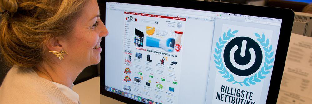Her er Norges billigste nettbutikk