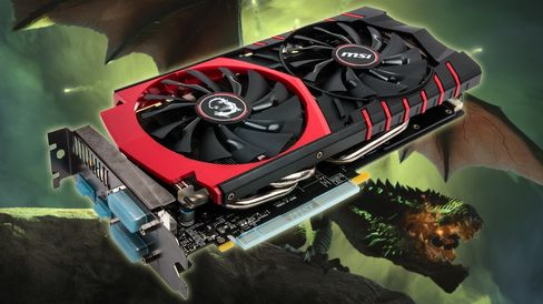 MSI GeForce GTX 970 Gaming 4G Twin Frozr V.