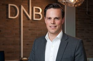 Even Westerveld, Informasjonsdirektør i DNB.