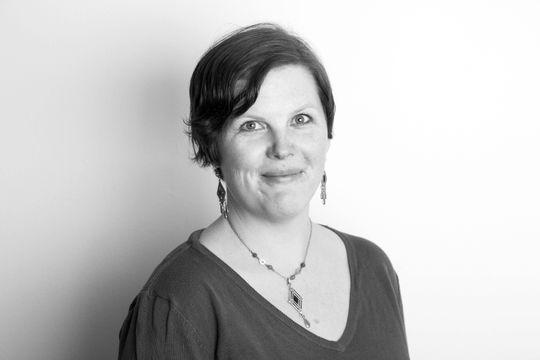 Kjersti Stuestøl, journalist.