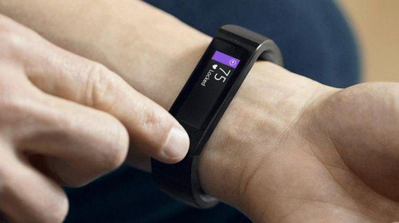Microsofts smartarmbånd er proppet med teknologi